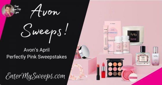 Avon Sweepstakes April 2021