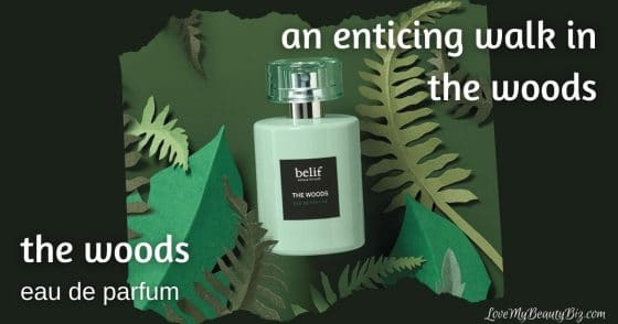 belif Eau De Parfum - The Woods