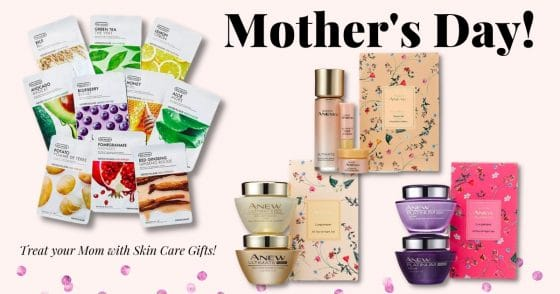 Mother's Day Skin Care Gifts