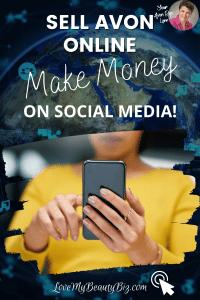 Sell Avon Online And Make Money On Social Media