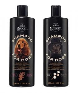 Sirius Groom Shampoo for Dogs