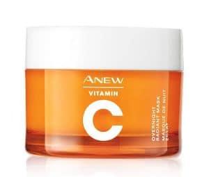 Anew Vitamin C Overnight Radiant Mask