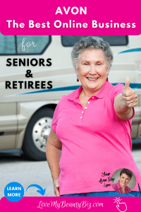 Avon Is The Best Online Business For Seniors And Retirees