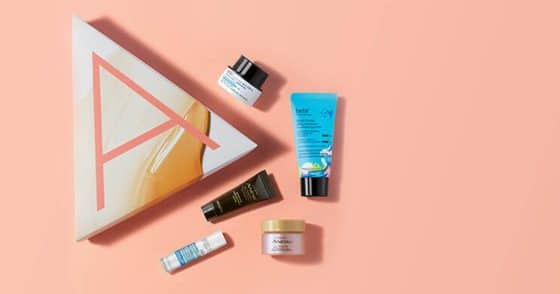 Avon Happy And Hydrated Skin A Box