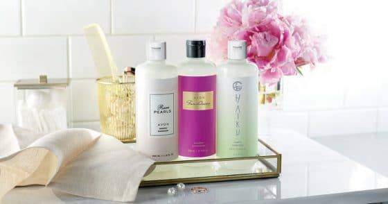 Best Smelling Shampoos In Classic Avon Scents