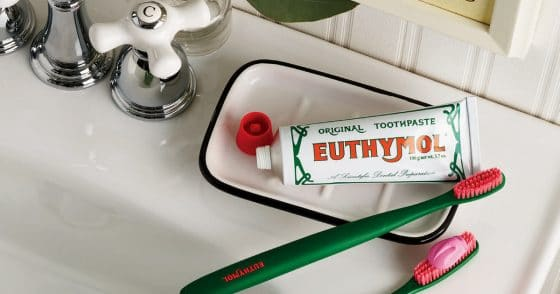 Euthymol Toothpaste For The Freshest Mouth Ever