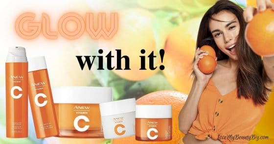 Experience Our Expanded Anew Vitamin C Skincare Collection