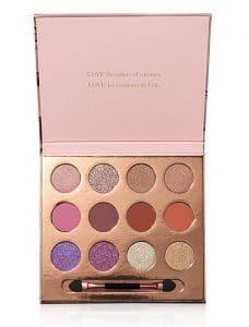 fmg Colors of LOVE Summer Eyeshadow Palette