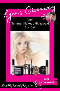 Lynn's Avon Summer Makeup Giveaway!