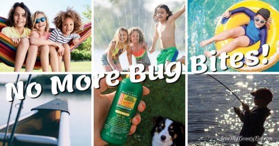 No More Bug Bites! We've got you Covered!