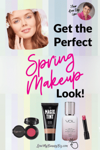 Get The Perfect Spring Makeup Look!