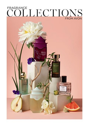 Avon Campaign 14, 2021 Fragrance Collections Brochure