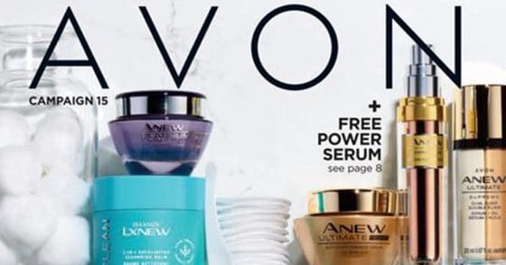 Avon Campaign 15, 2021 Brochure