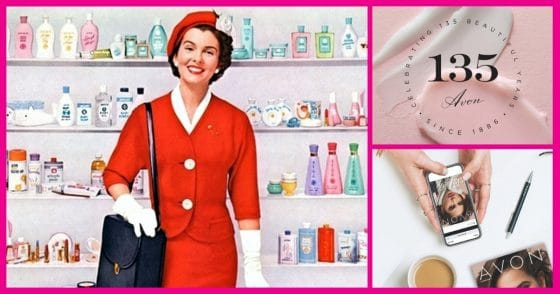 Avon Then And Now – Decades Of Beauty Innovations