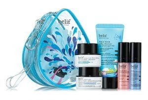 belif Dive into Moisture On-the-Go Travel Kit
