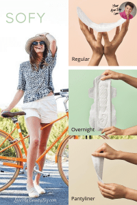 SOFY – Organic Cotton Pads And Panty Liners