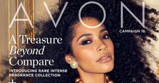Avon Campaign 16, 2021 Brochure