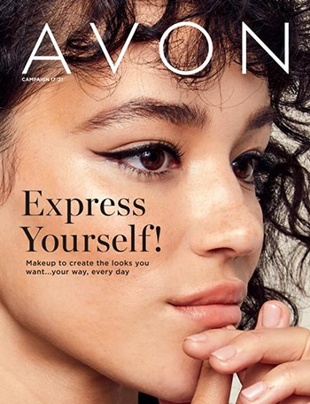 Avon Campaign 17, 2021 Express Yourself Brochurehttp://LoveMyBe