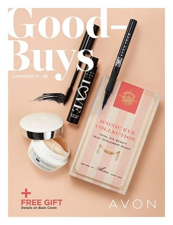Avon Campaign 17, 2021 Good Buys Brochure