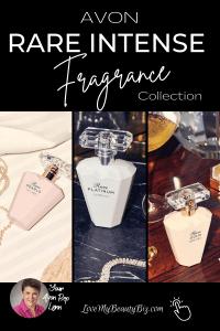 Avon Rare Intense Fragrance Collection