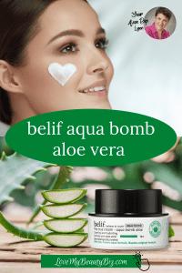 Belif Aqua Bomb Aloe Vera – A Refreshing Burst Of Cool!