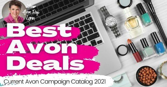 BEST Deals Current Avon Campaign Catalog 2021