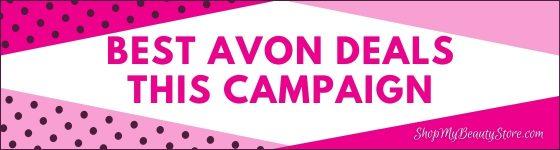 Best Avon Deals This Campaign