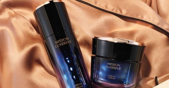 Dive into Japanese Skin Care with Mission Luxereve