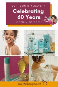 Soft Skin Is Always In – Celebrating 60 Years Of Skin So Soft