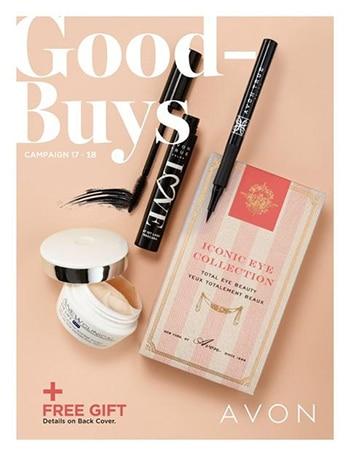 Avon Campaign 18, 2021 Good Buys Brochure