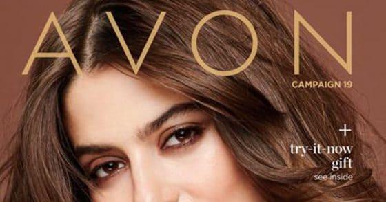 Avon Campaign 19, 2021 Brochure