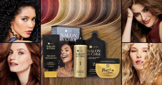 Elastine Salon de Color – Healthy Hair Color That Cares For Yo