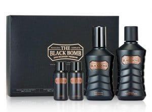 Black Bomb Special Set for Men