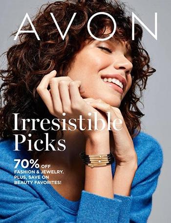 Avon Campaign 21, 2021 Irrestible Picks Brochure
