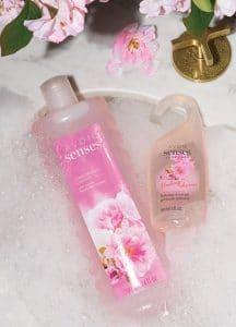 Avon Senses Blushing Cherry Blossom