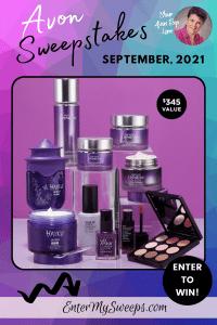 Avon Sweepstakes September 2021
