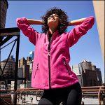 Breast Cancer Awareness Fleece Jacket