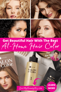 Get Beautiful Hair With The Best At-Home Hair Color