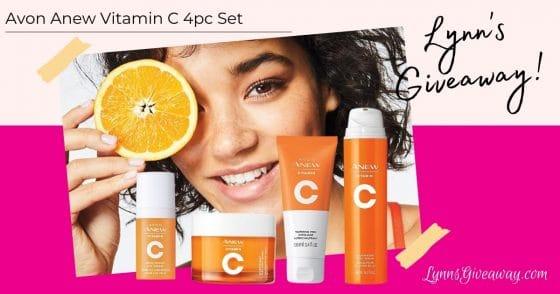 Lynn's Avon Vitamin C Giveaway!