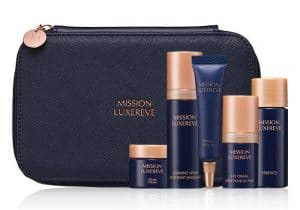 Mission Luxereve Travel Gift Set