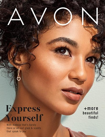 Avon Campaign 23, 2021 Express Yourself Brochure