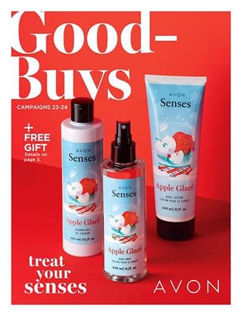 Avon Campaign 23, 2021 Good Buys Brochure