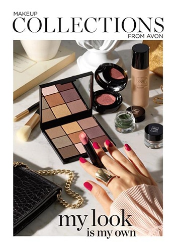 Avon Campaign 23, 2021 Makeup Collections Brochure