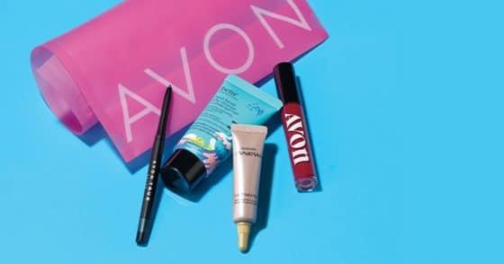 Avon Gotta Get It Flaunt Your Face Set