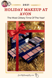 Holiday Makeup At Avon –The Most Glittery Time Of The Year!
