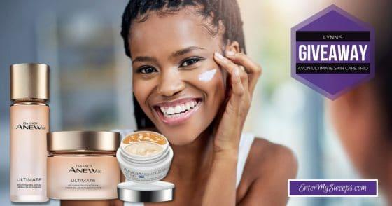 Lynn's Avon Ultimate Skin Care Trio Giveaway!